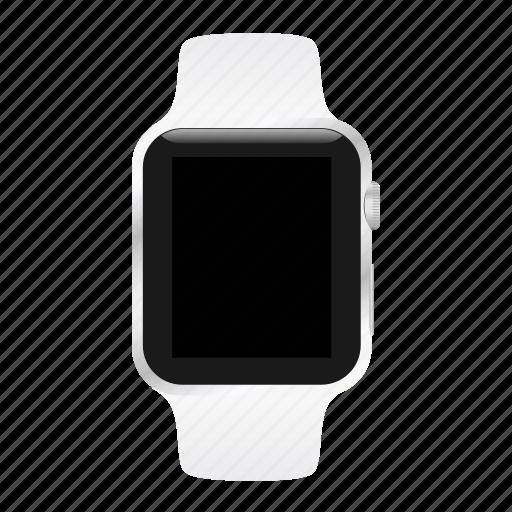 apple, apple watch, watch icon