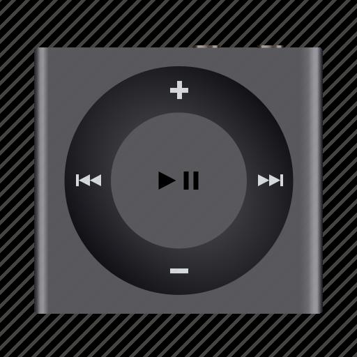 apple, ipod, mp3, multimedia, music, shuffle icon