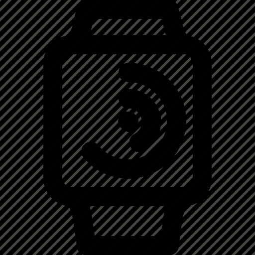 activity, device, health, iwatch, smartwatch, sport, watch icon