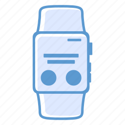 apple, apple watch, call, smartwatch, watch icon