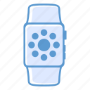 apple, apple watch, smartwatch, watch icon