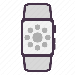 apple, apple watch, device, gadget icon
