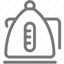 electric kettle, electronics, kettle, kitchen icon