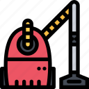 appliances, electronics, gadget, kitchen, technique, vacuum cleaner icon