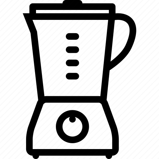 appliances, blender, electronics, gadget, kitchen, technique icon