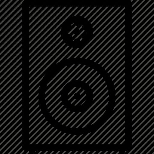 appliances, electronics, gadget, kitchen, speaker, technique icon