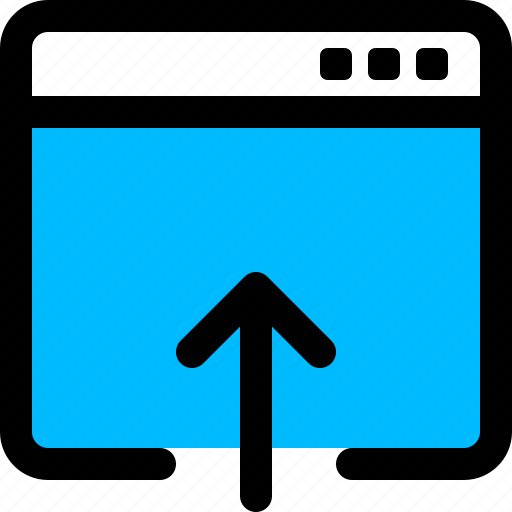 application, import, import file, window icon