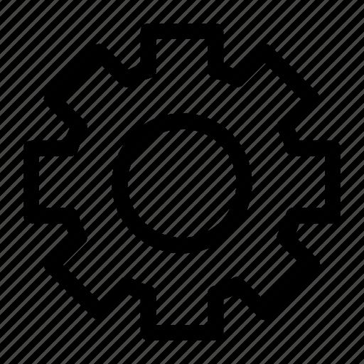 cog, configuration, configure, gear, setings icon