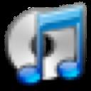music, toolbar icon