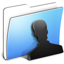 folder, user, users icon