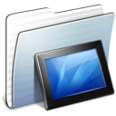 folder, graphite, stripped, wallpapers icon
