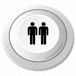 arcade, control, game, joystick, male, play, player icon