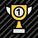 winner, champion, award, success, trophy
