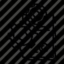 business, car, cog, gear, paper, retro, silhouette