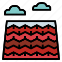 building, constructions, house, roof icon