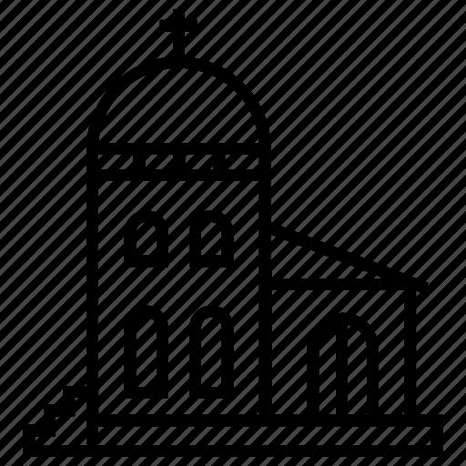 achitecture, greek, greek temple, house, temple icon