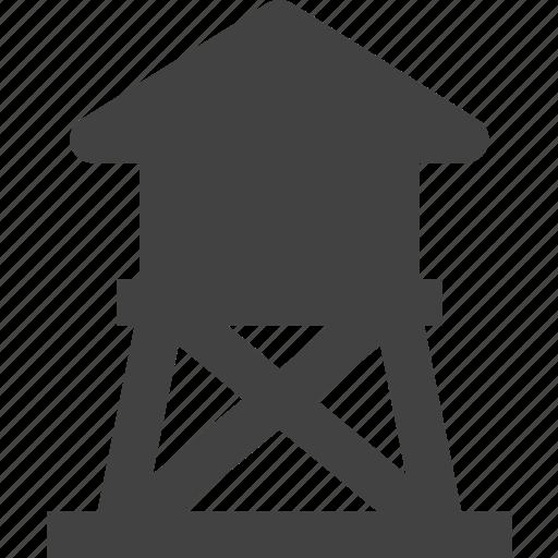 architecture, building, landmark, tower, watch icon