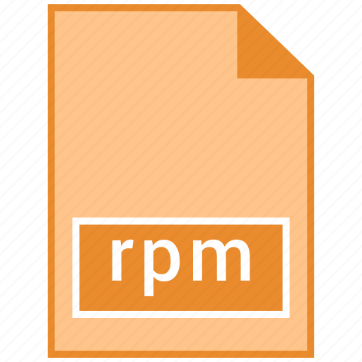 archive file format, rpm icon