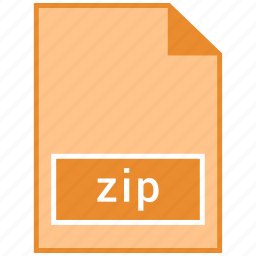 archive file format, zip icon