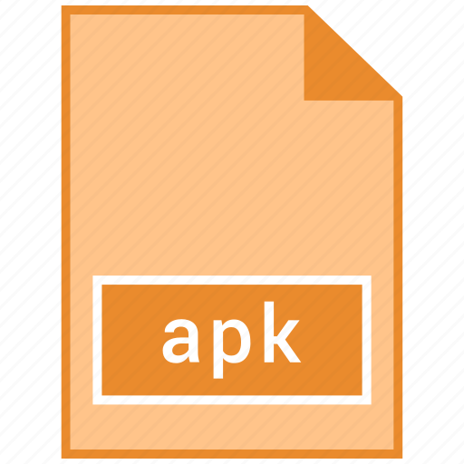 apk, archive file format icon