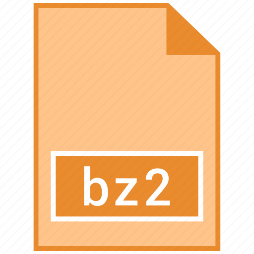 archive file format, bz2 icon