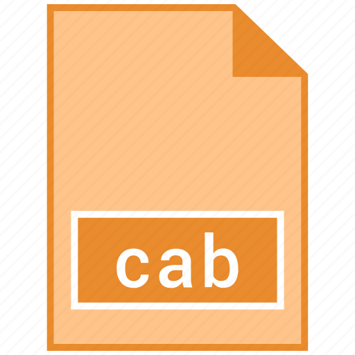 archive file format, cab icon