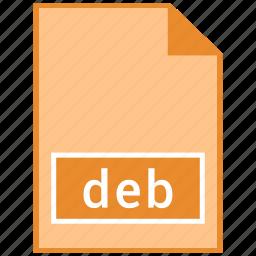 archive file format, deb icon