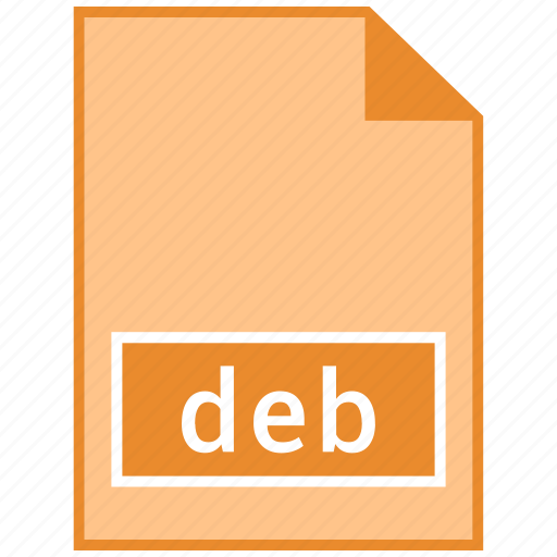 archive file format, deb icon