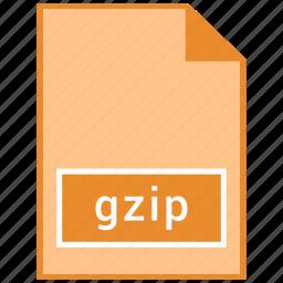 archive file format, gzip icon