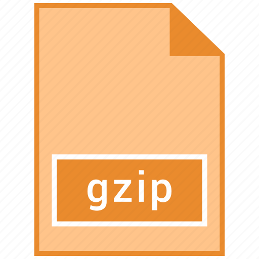 archive file format, gzip icon