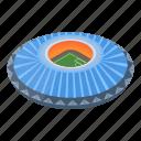 arena, cartoon, europe, isometric, logo, silhouette, soccer