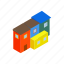 architecture, argentina, city, color, colorful, house, isometric icon