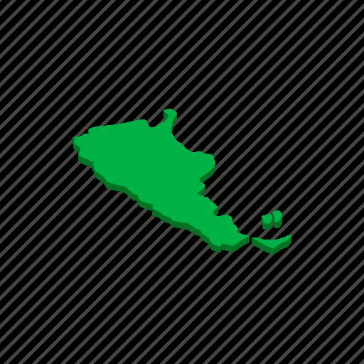 america, argentina, background, isometric, map, south, travel icon