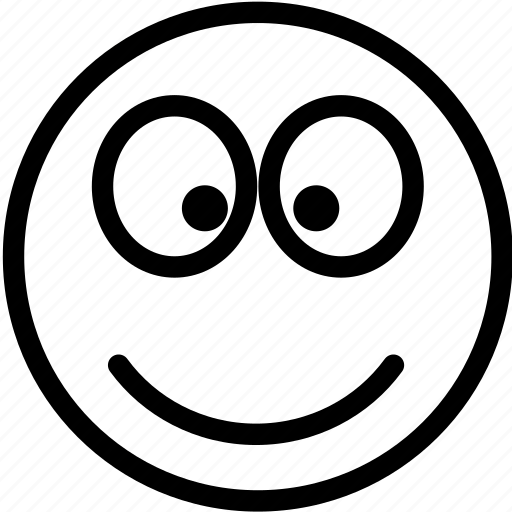 emoticon, emotion, face, good, happy, like, luck, lucky, ok, positive, smile, smiley icon