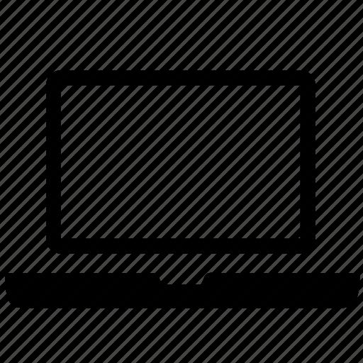 communication, computer, desktop, internet, laptop, macbook, mobile computer, monitor, network, note, notebook, pc, responsive, screen, windows, winpc, wintel icon