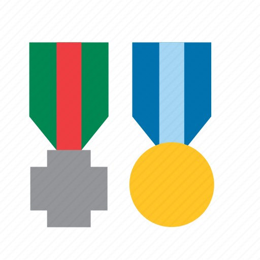 armed, award, decoration, forces, medal, military, war icon