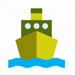 armed, army, forces, marine, military, ship, war icon