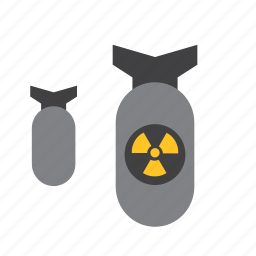 armed, army, bomb, forces, military, projectile, war icon