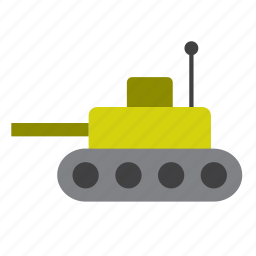 armed, army, forces, military, security, tank, war icon