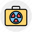 army, baggage, danger, dangerous, luggage, military, warning icon