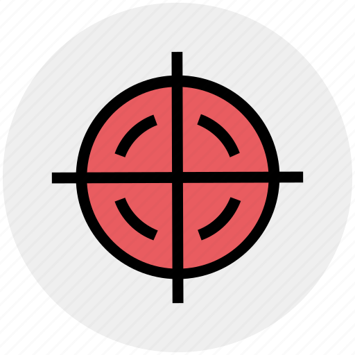 bulls eye target army aim navy military war icon download on iconfinder iconfinder