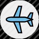 air plane, airplane, army, army plane, flight, military, soldier icon
