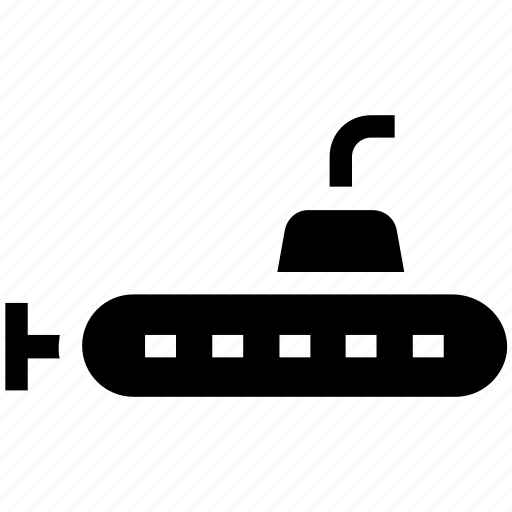 Army, equipment, military, ocean, submarine, vehicle icon - Download on Iconfinder