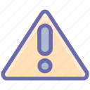 army, danger, military, notice, sign, triangle, warning icon