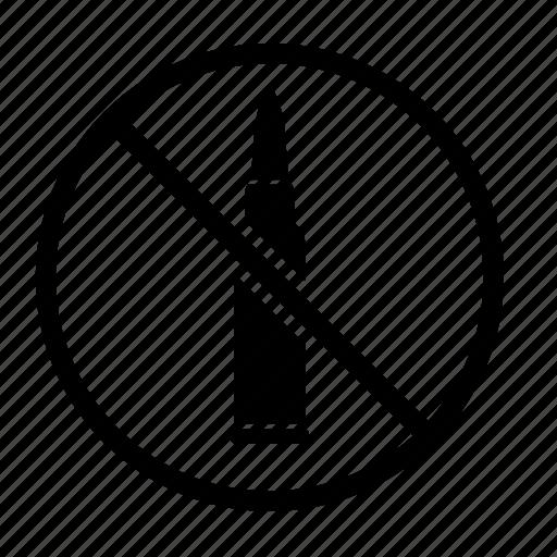 area, bullit, cancel, fire, gun, shot icon