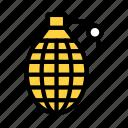 gernade, weapon, army, military, battlefield