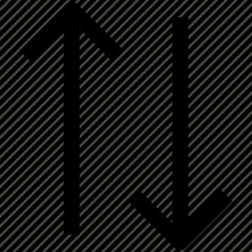 arrow, direction, move, navigation icon