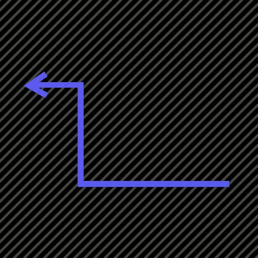 Arrows, arrow, direction, navigation, left, pointer, left arrow icon - Download on Iconfinder