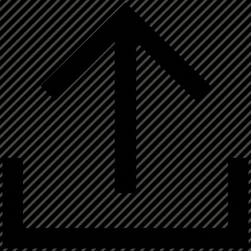 .svg, arrow, up, up arrow, uploading icon