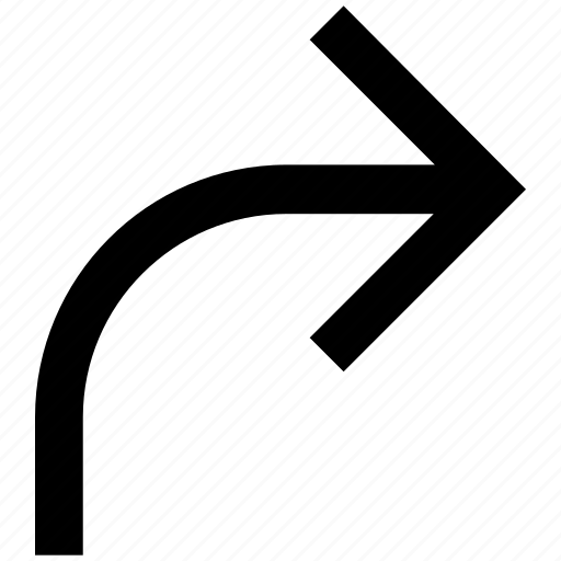 .svg, arrow, right, right arrow, top, up icon